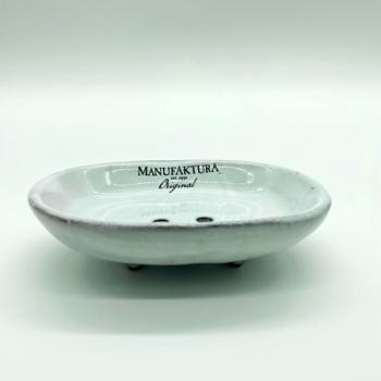Geschenk Seifenschale Keramik Vintage