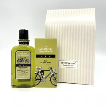 Geschenk Männerkosmetik - MEN Bicycle in Geschenkpackung